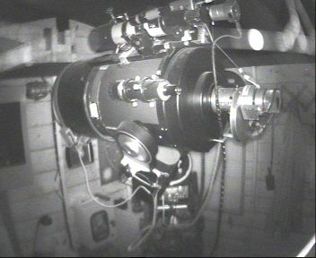 Telescope wide camera